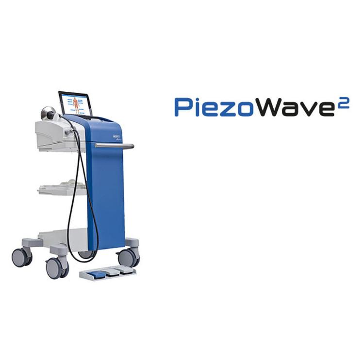 Máy bắn sóng xung kích năng lượng thấp Piezowave2